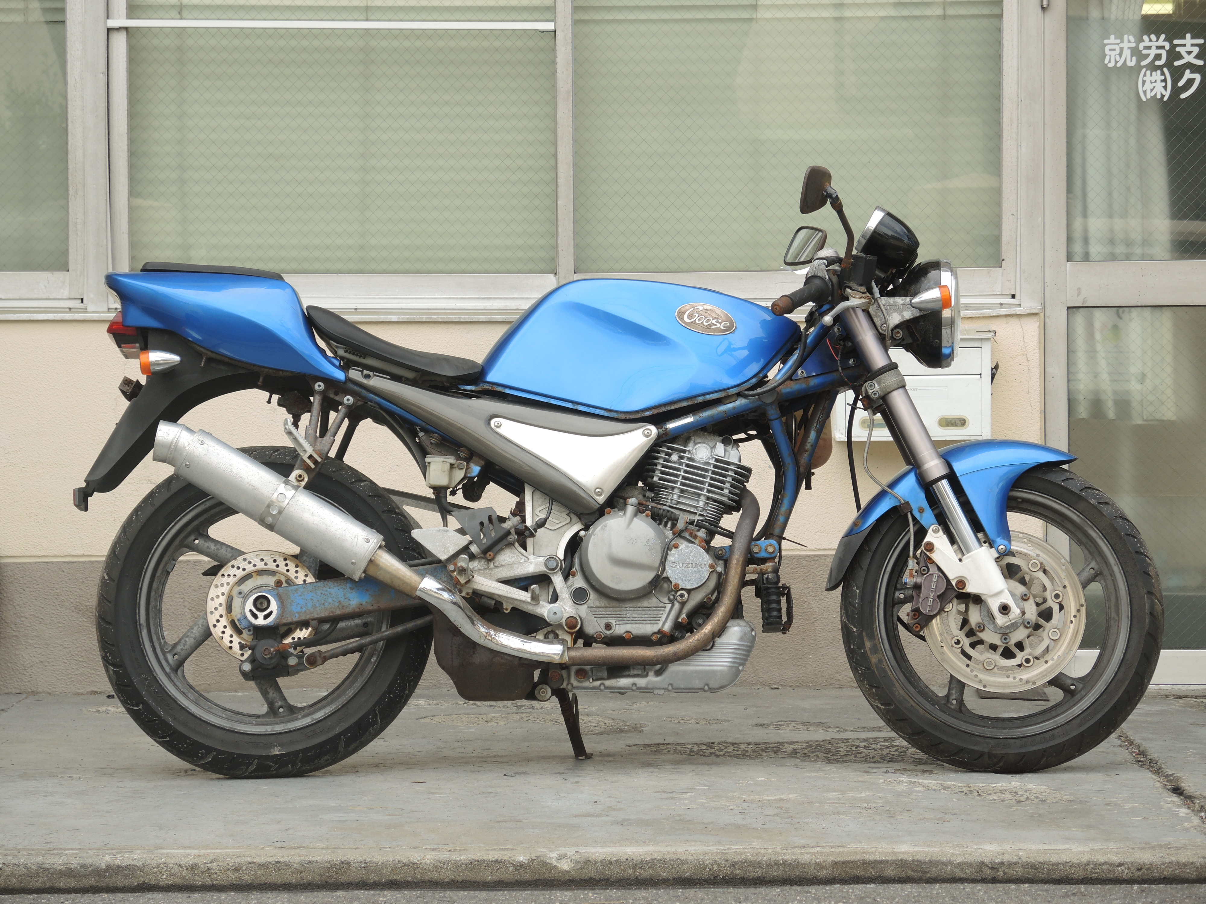 GOOSE350