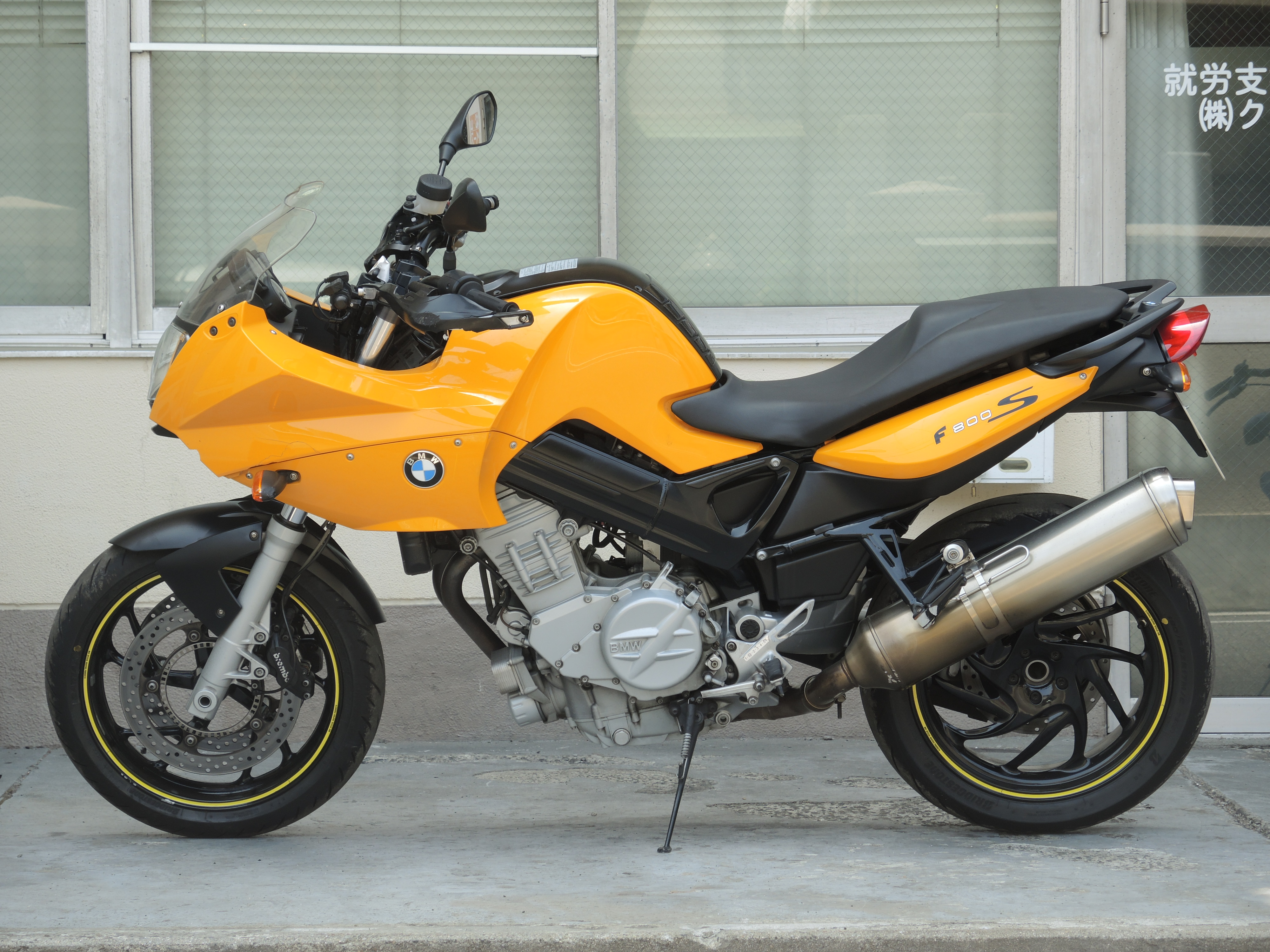 BMWF800S