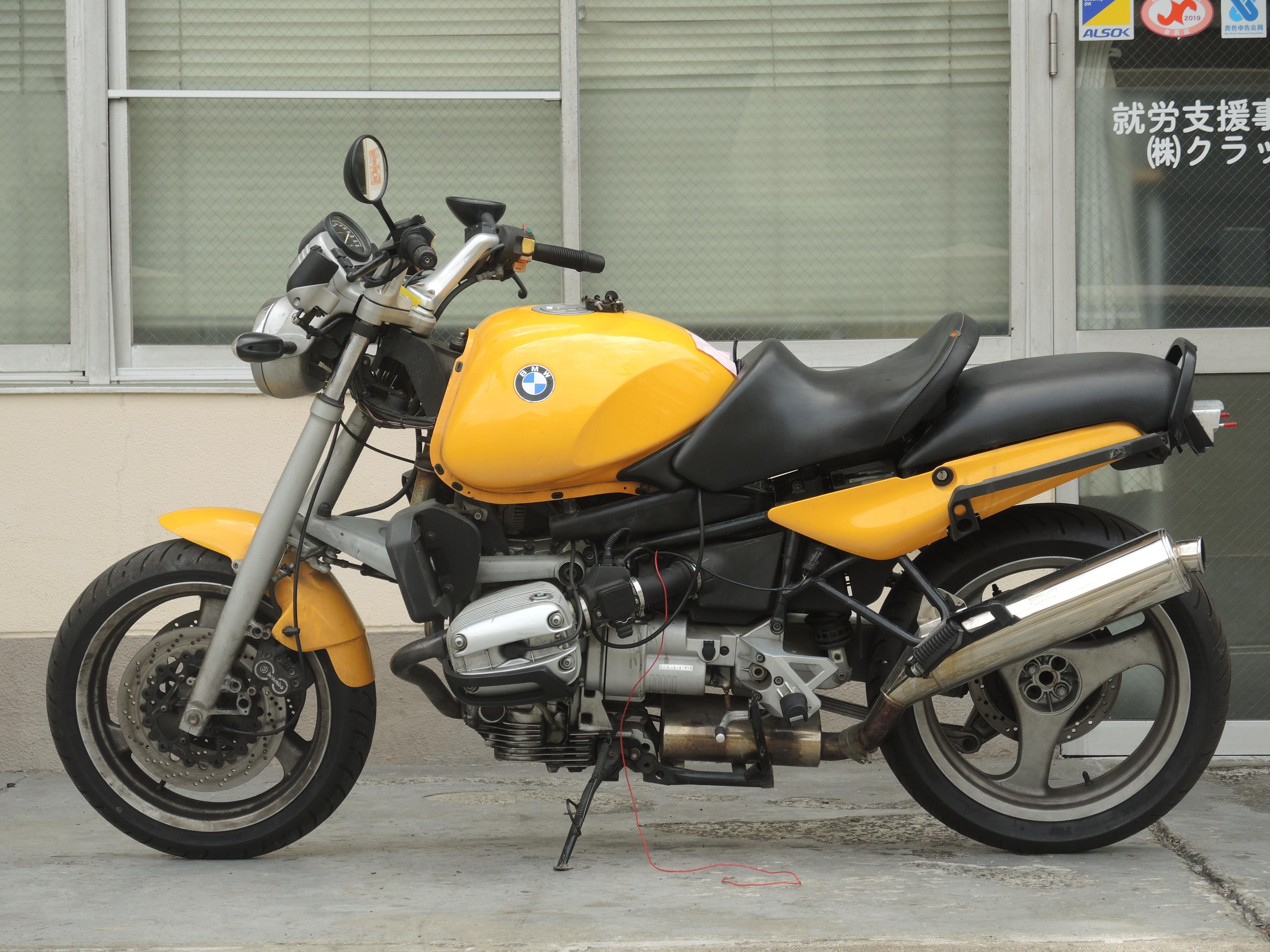 BMWR850R