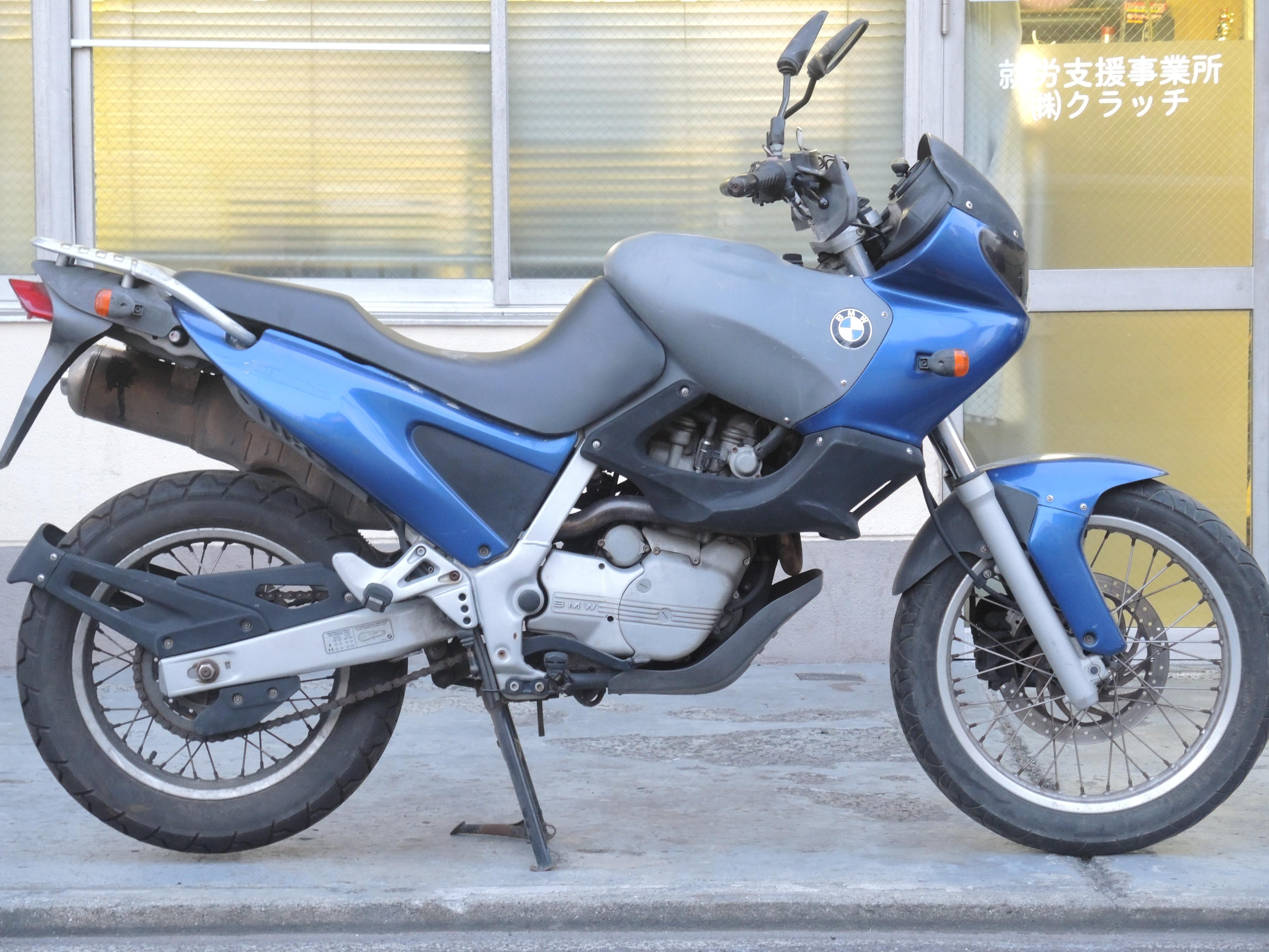 BMWF650