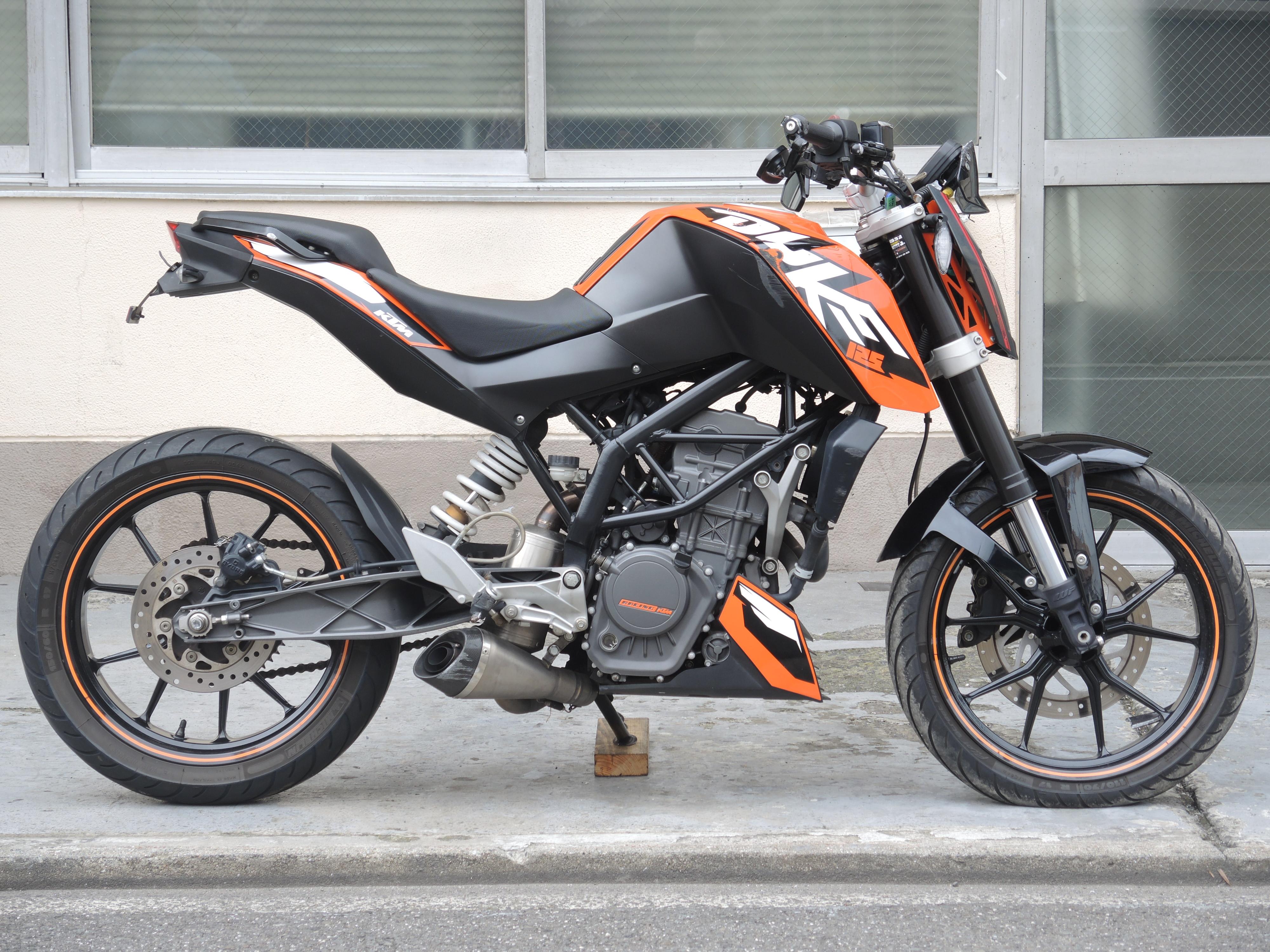 KTM125DUKE