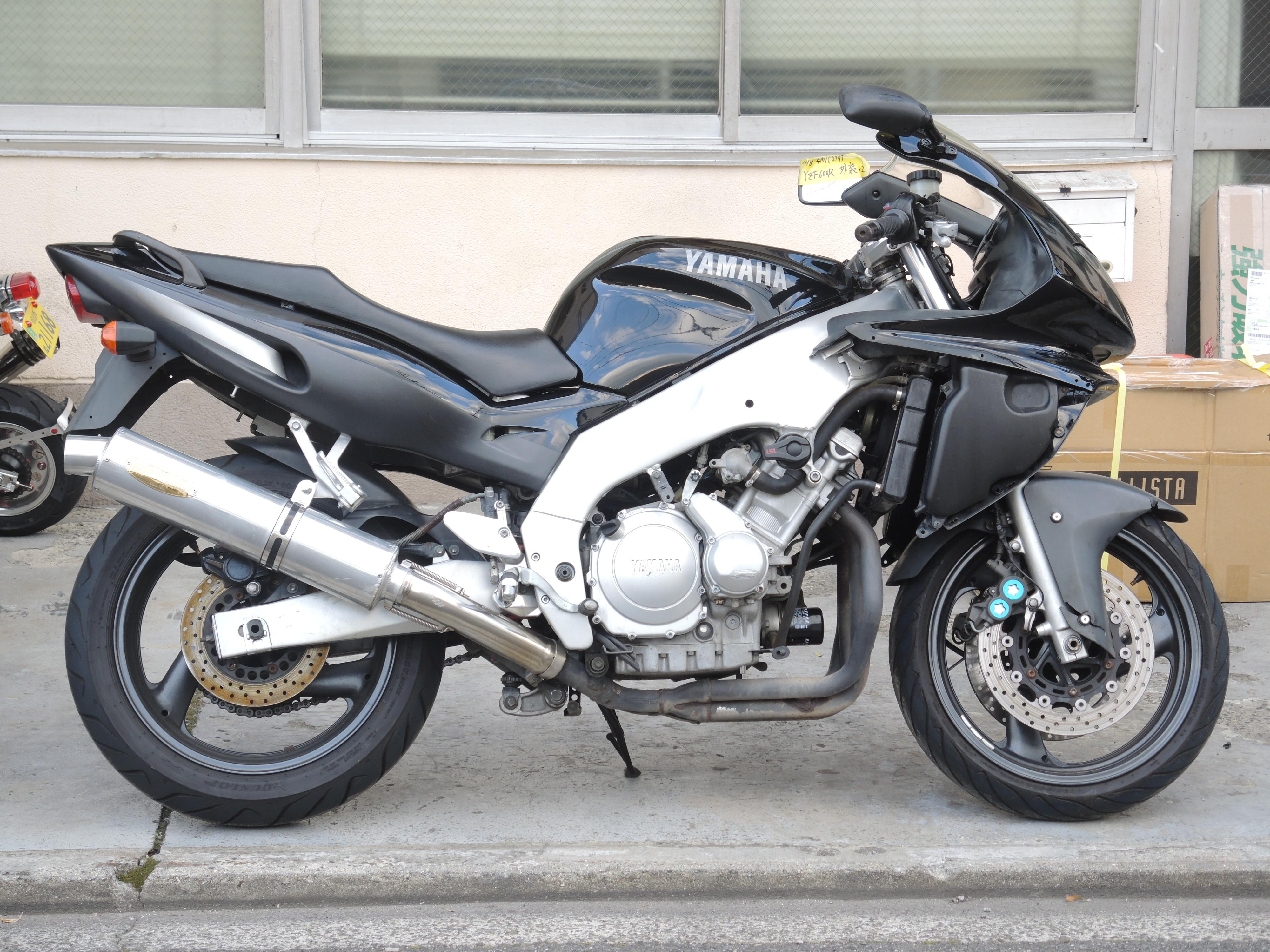 YZF600R