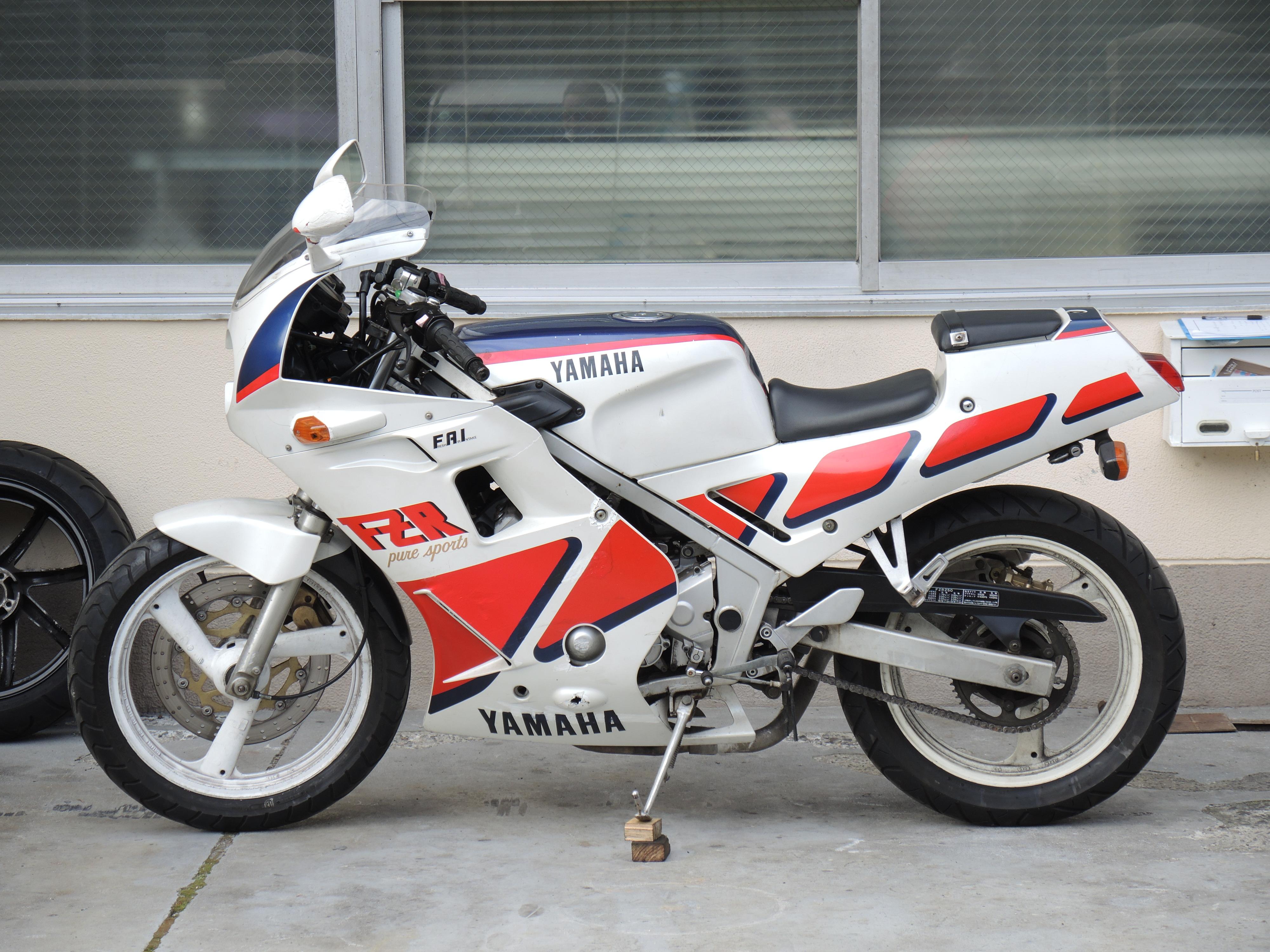 FZR250