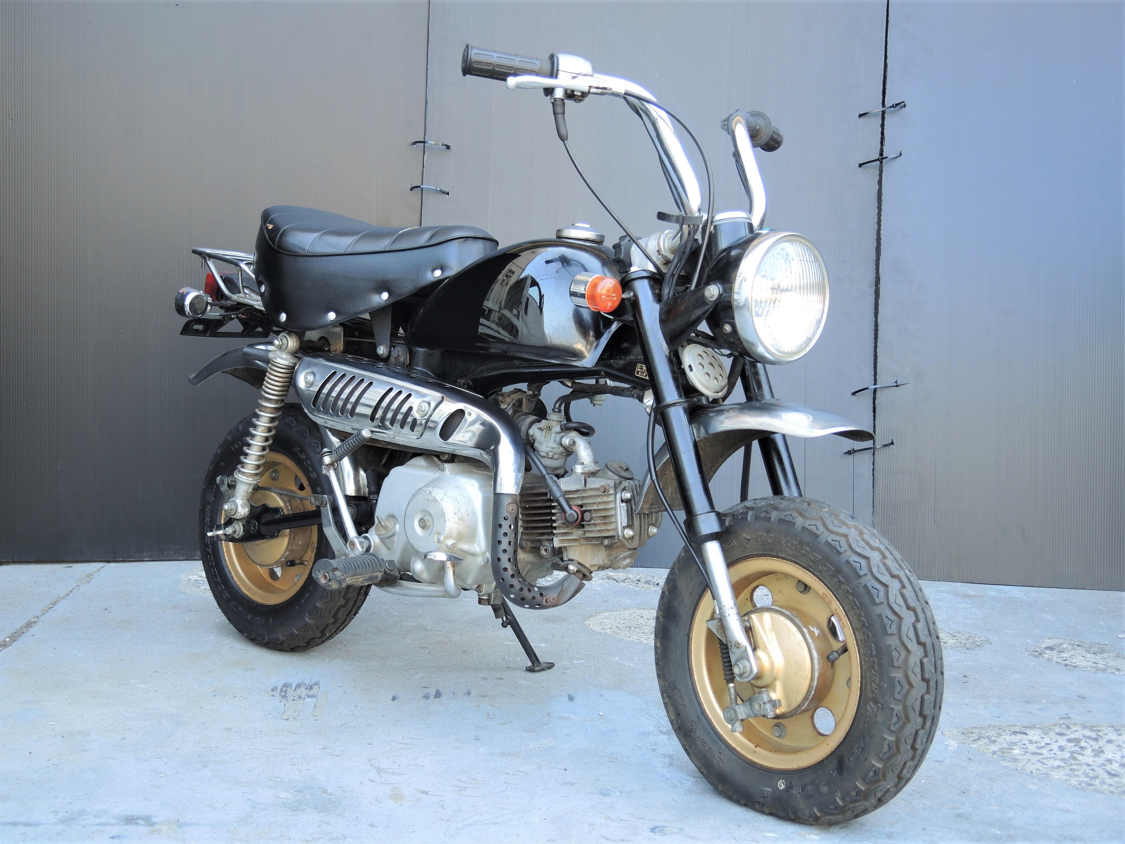 モンキー50